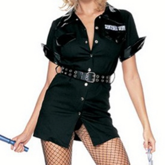 Other - Leg Avenue Sexy Female Police Officer Costume.